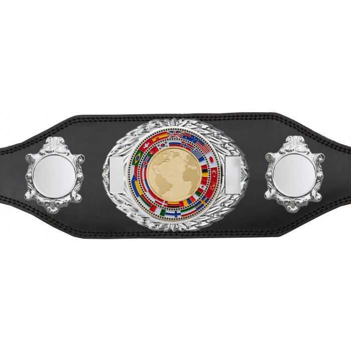 CHAMPIONSHIP BELT - BUD295/S/FLAGG - AVAILABLE IN 4 COLOURS